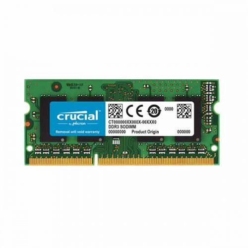 Crucial 8GB DDR3L-1600 SODIMM با گارانتی ایمانتک