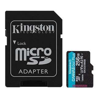 میکرو اس دی کینگستون مدلSDCG3ظرفیت256گیگ