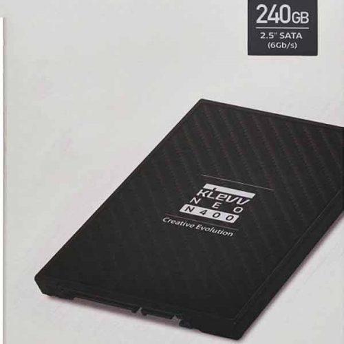 اس اس دی کلو مدل N 400 ظرفیت 240 گیگ